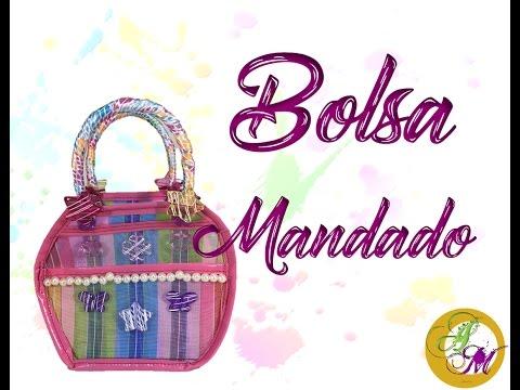 2329dbed4 ♥ Bolsa de mandado - DIY - YouTube
