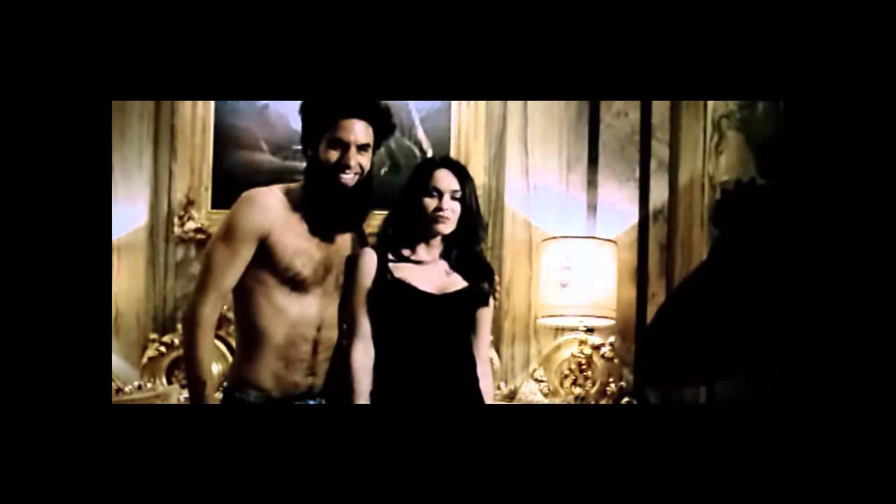 Fucking Videos Of Megan Fox the dictator: megan fox sex scene