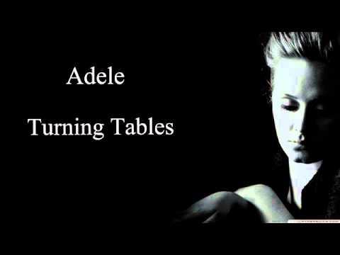 Adele turning tables acapella youtube - Turning tables adele traduction ...