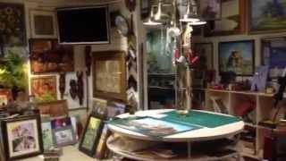 Багетная мастерская «Картины, рамы, зеркала»(Ижевск, ул. Красногеройская, д. 61 Звоните +7 (3412) 32-09-21 Мы работаем ежедневно с 08:00 до 20:00., 2014-10-19T11:35:55.000Z)