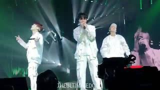 180920 Outro: Tear @ BTS 방탄소년단 Love Yourself Tour in Hamilton Fancam 직캠
