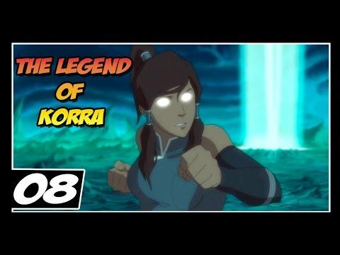 The Legend of Korra: The Game - Parte 8 - PODER SUPREMO DE AVATAR [PS4 1080p 60fps]