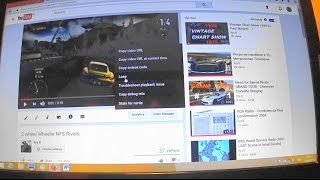 Как смотреть видео  Youtube в режиме ПОВТОРА - ЭТО ОЧЕНЬ ПРОСТО!