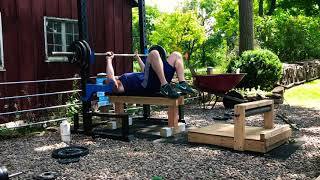 DO THIS INSTEAD OF THE FLOOR PRESS