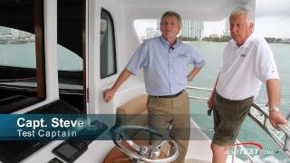 Spencer 70 2011 Convertible  Yacht Performance Test / Review - By BoatTest.com