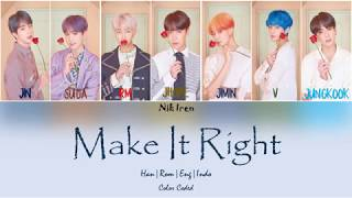 Baixar BTS - Make It Right ( Sub Indo )