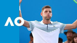 Filip Krajinovic v Marco Cecchinato match highlights (1R) | Australian Open 2019