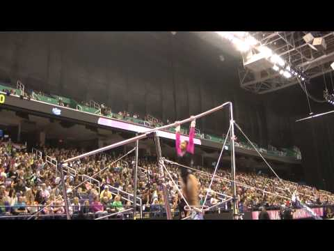 Brianna Brown  Uneven Bars  2014 Nastia Liukin Cup