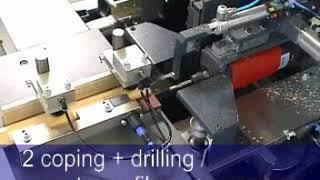 видео Изготовление оконных переплетов