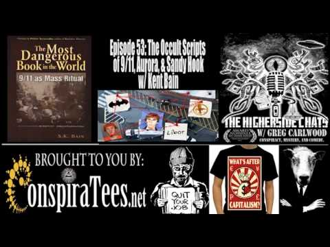 Higherside Chats 53: The Occult Scripts of 9/11, Aurora, & Sandy Hook