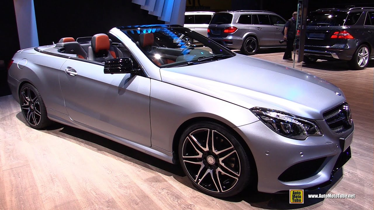class m mild introduces news introduce engine cabrio mercedes e convertible benz hybrid cabriolet coupe and