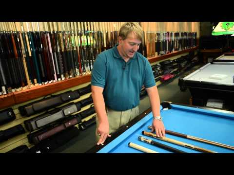 High-End Pool Cues - Select Billiards' Gift Giving Guide