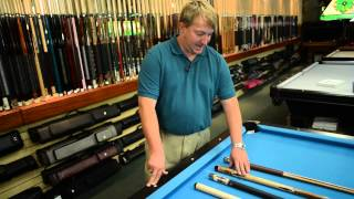 Pool Sticks - High-End Pool Cues - Select Billiards' Gift Giving Guide