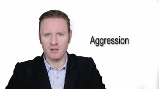 Aggression  - Meaning | Pronunciation || Word Wor(l)d - Audio Video Dictionary