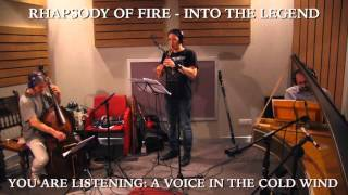 RHAPSODY OF FIRE - A Voice In The Cold Wind (Snippet)