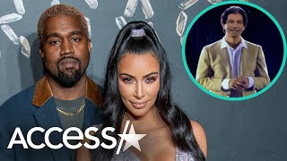 Kanye West Gifts Kim Kardashian Hologram Of Dad Robert Kardashian