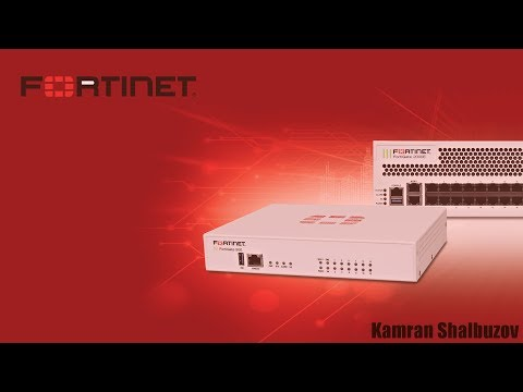 FortiGate Configuring SD-WAN With An IPSec VPN And OSPF Over IPSec