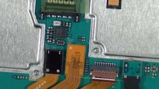 Samsung Galaxy Tab 2 10.1 Battery Replacement Procedure