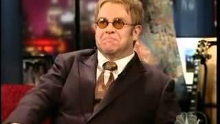 John McEnroe Talk Show with Elton John Part 1