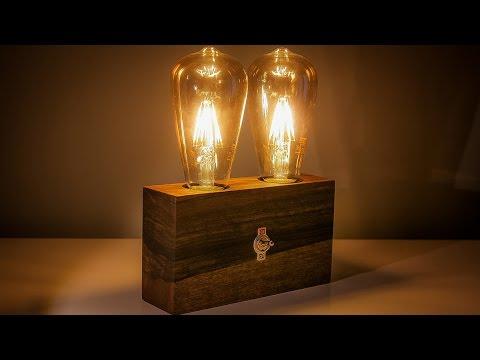 Retrò Edison Lamp