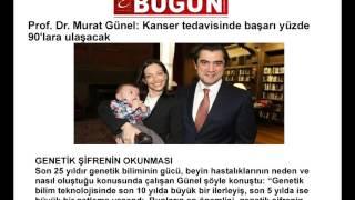 MURAT GÜNEL KANSER TEDAVİSİ