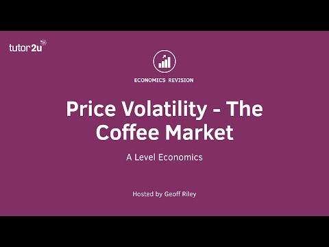 Price Volatility - The Coffee Market