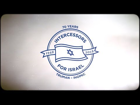 Political And Spiritual Intercessors For Israel: Harry S Truman And IHOPKC