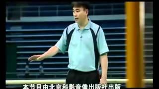 羽毛球教学 专家把脉【22】网前扑球 后场击球点
