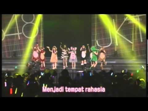 【MC】Ame no Doubutsuen / AKB48 x JKT48 Concert @WakuWakuJapan