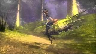 超未来アクションRPG『ディバインソウル』「メイジ」プレイムービー