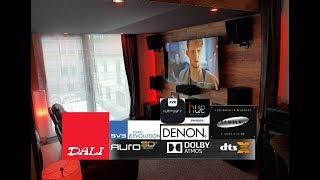 MY NEW HOMECINEMA 2017 AURO 3D 11.2 SPEAKER (TWO VOICE OF GOD)
