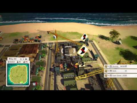 "Tropico 5 Ep 1 - ""Make The People Happy!"" |"