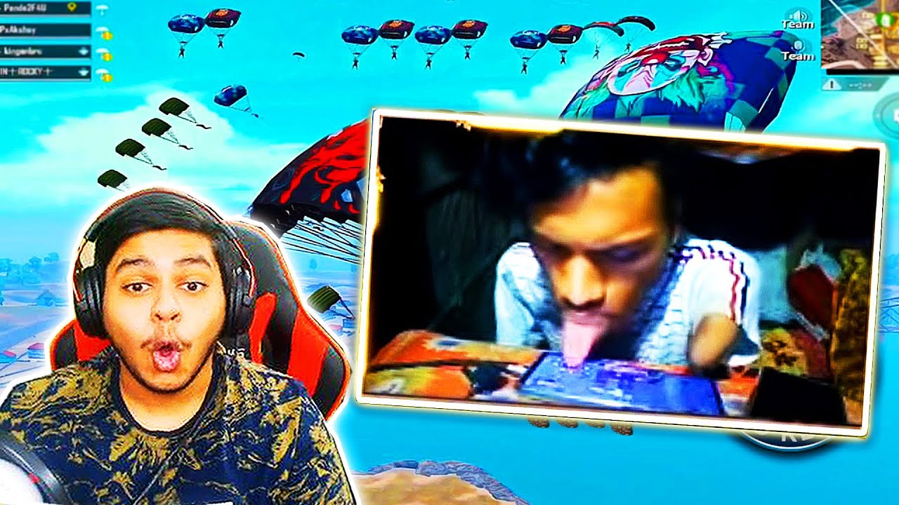 How to Play PUBG Mobile From TONGUE TikTok Ocean Archlord X-Suit | BEST Moments in PUBG