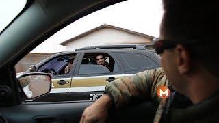 Polícia Civil prende suspeito de assalto a bar