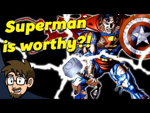 EVERYONE Who Has EVER Used Thor's Hammer (Mjolnir) - Comic Drake