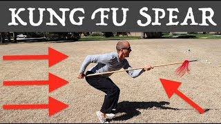 CHINESE KUNG FU SPEAR | 枪槍 Qiāng