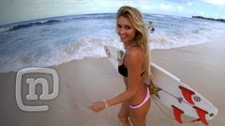 GoPro Alana Blanchard Surfer Girl Season 2 On Network A