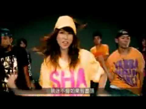 Kelly 潘嘉丽  Shakalaka Baby MV
