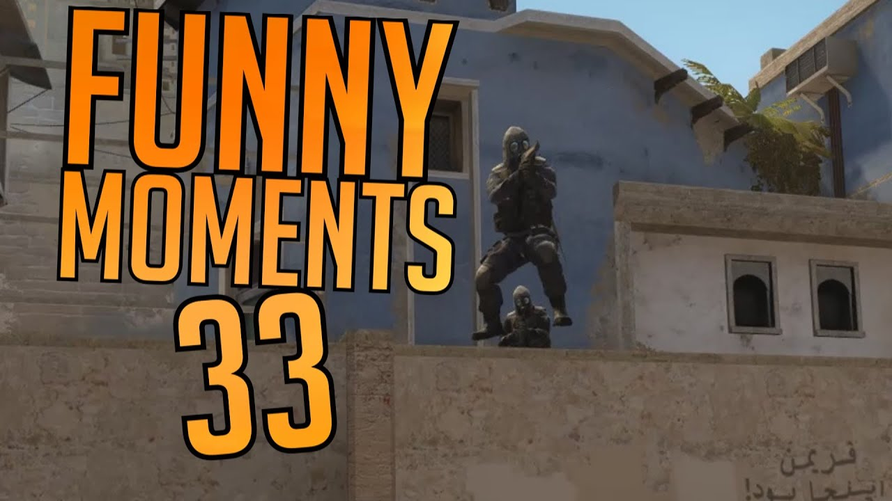 Download CS:GO - Funny Moments #33 w/ YouTubers & Friends!