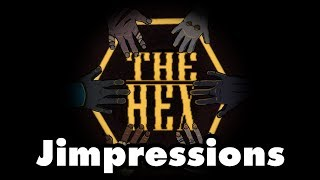 The Hex - Simply Hexcellent (Jimpressions) (Video Game Video Review)