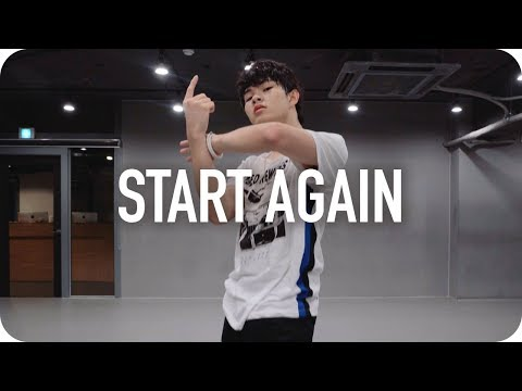 Start Again - OneRepublic ft. Logic / Jun Liu Choreography
