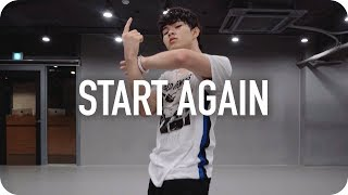 Start Again - OneRepublic ft. Logic / Jun Liu Choreography