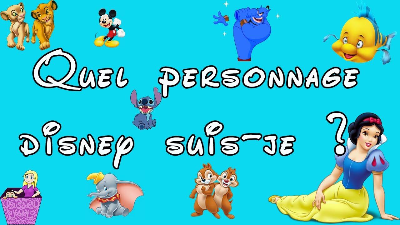 Quiz quel personnage disney tes vous selon votre signe astrologique youtube - Personnage disney bebe ...