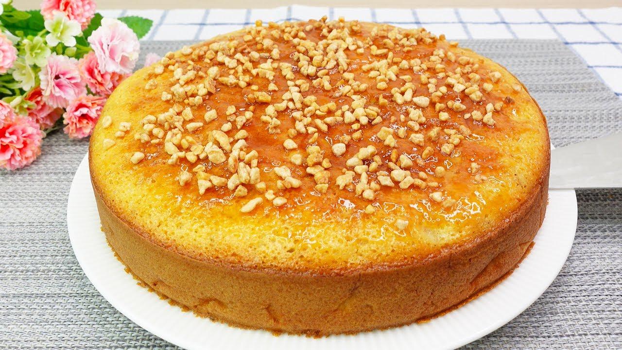 Der einfachste und super leckeren Apfelkuchen! 🍎 Mach diesen leckeren Kuchen! #242