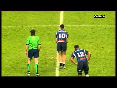 Finale Top14 2013 Toulon vs Castres 2èmeMT