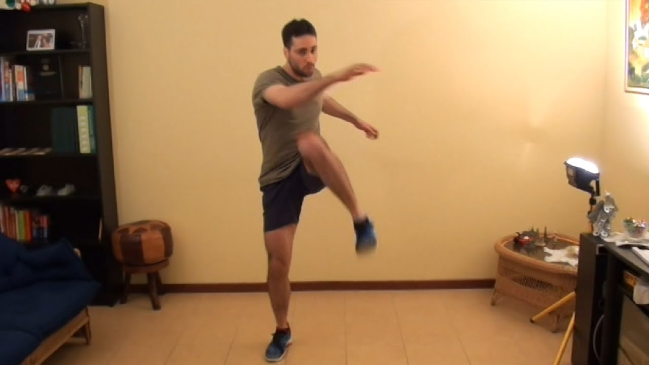 Esercizi addome pettorali e dorsali allenarsi palestra in casa di youtube - Piccola palestra in casa ...