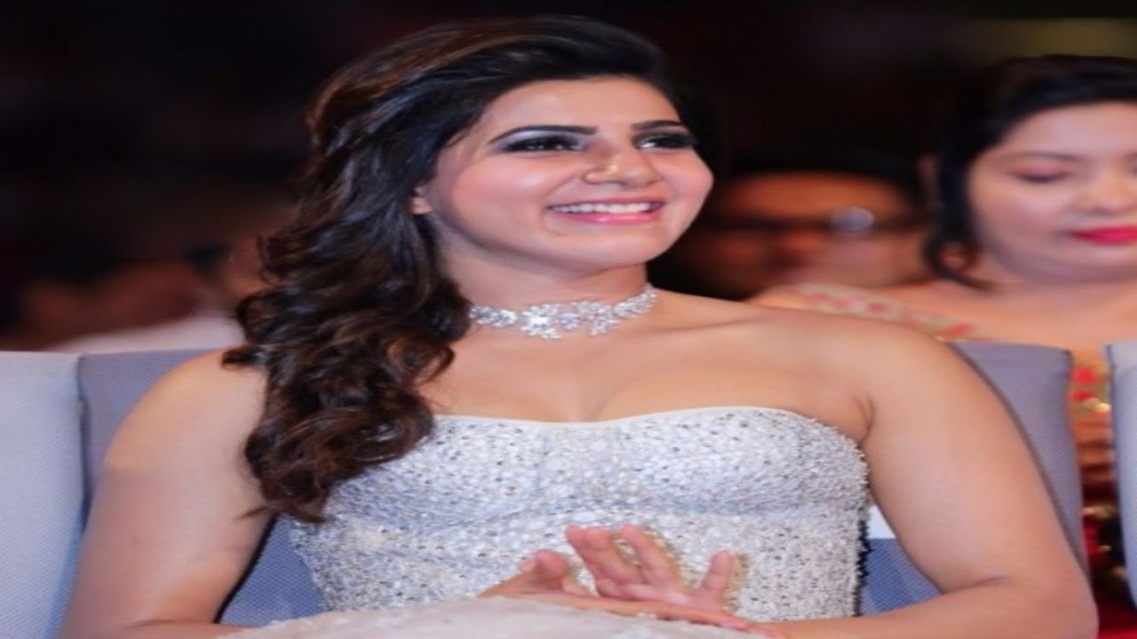 tamil actress samantha photos siima awards | tamil news - youtube