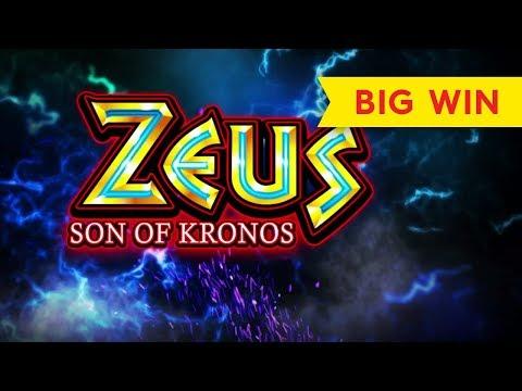 Zeus son of kronos slot machine online