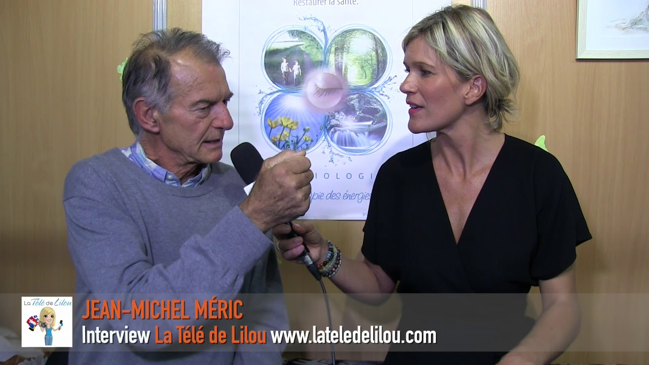 ÉNERGIOLOGIE : La thérapie des énergies - Jean-Michel Méric