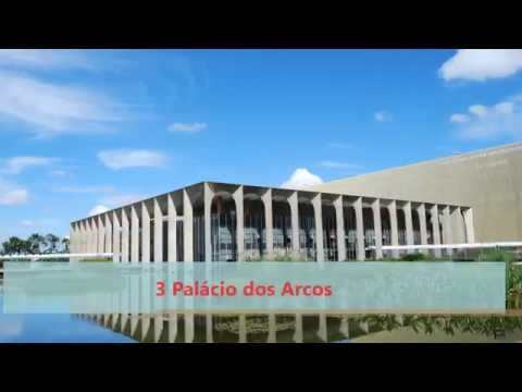 Top 5 Rated Tourist Attractions in Brasília || HistoricalPlace